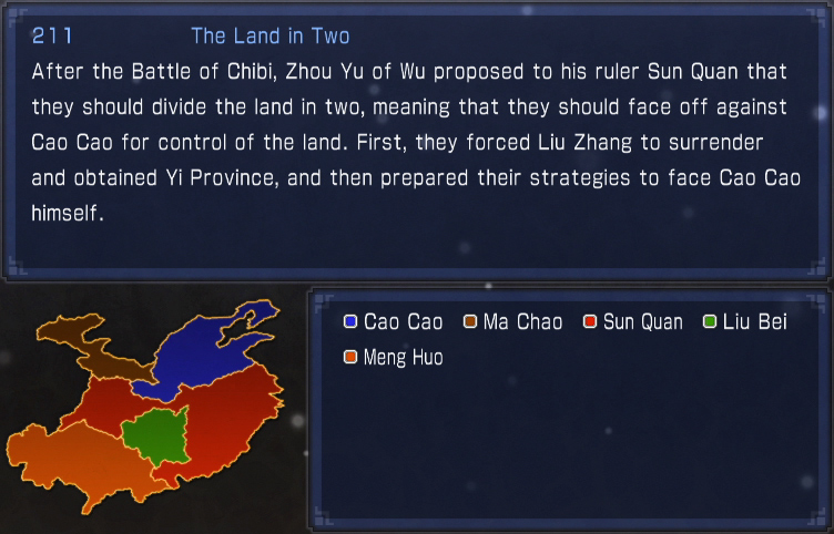 The Land in Two (what if)