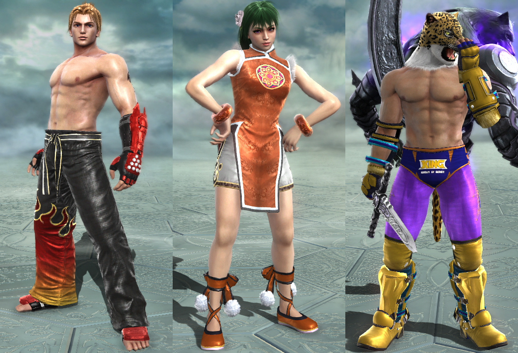 Jin, Xiaoyu, King. Eurystheus doesn't feel good inside that mask...